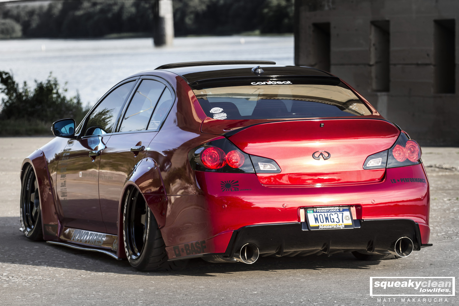 Anyone Here With A Widebody Myg37
